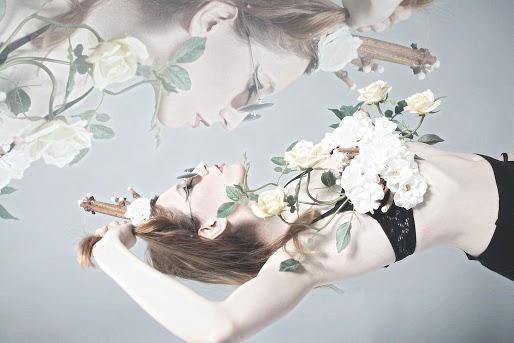 Sujetador Flores 8